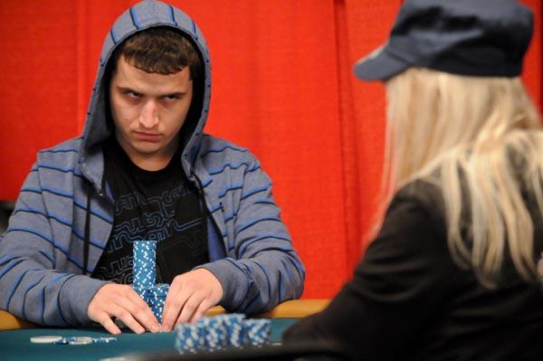 Article image for: STEPHEN HESSE PREVAILS IN EARLY MORNING POKER MARATHON