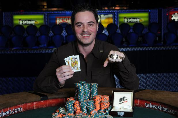 Article image for: MARK SCHMID GIVES A POKER LESSON
