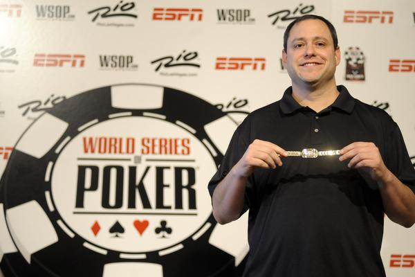 DAVID ODB BAKER GETS HIS GOLD IN WSOP EVENT #37