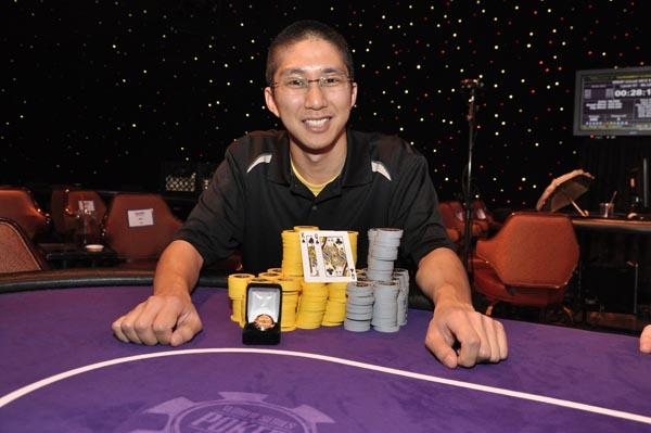 Article image for: JOHN TAMAYO FINALLY SHEDS BUSTOUT MONKEY AND WINS FIRST MAJOR TOURNAMENT