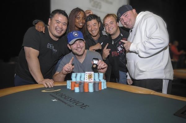 TOM ROGERS WINS THE THIRD LARGEST CIRCUIT EVENT EVER