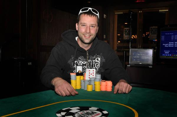 BRENT GLANTZ WINS EVENT 1 IN COUNCIL BLUFFS