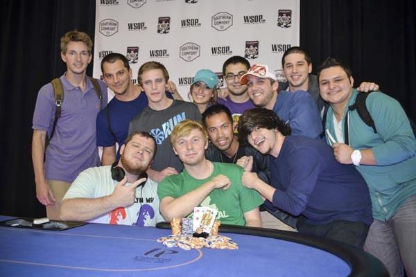 2012-13 WSOP CIRCUIT AT IP BILOXI NEARS HALFWAY POINT