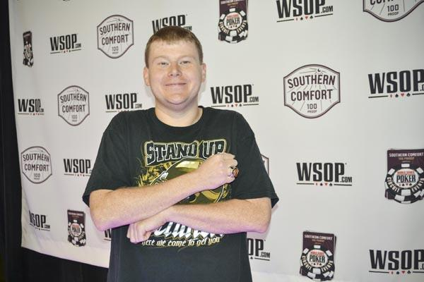 BEN MINTZ LEADS CHAMPIONSHIP AFTER DAY ONE