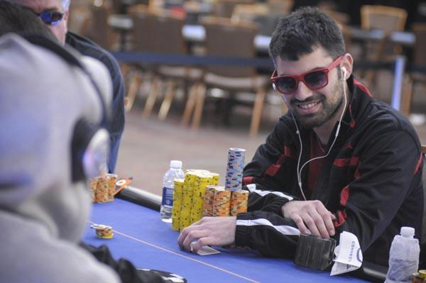 KYLE CARTWRIGHT GOES FOR FIVE AT BILOXI MAIN EVENT FINAL TABLE
