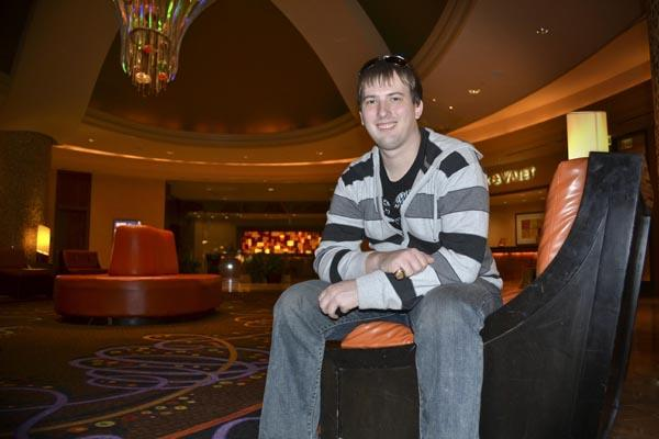 Article image for: FARGO POKER PRO ADAM LASKEY WINS LATEST GOLD RING TITLE