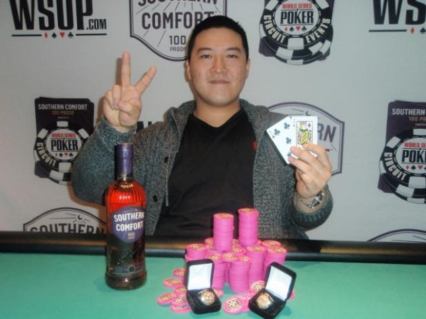 CASINO CHAMPION PROFILE: CHRISTOPHER LEONG