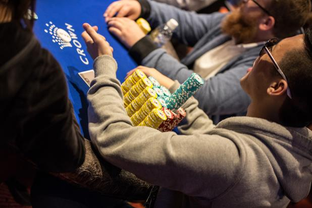 WSOP APAC MAIN EVENT REACHES DAY 4, HIGH ROLLER UNDERWAY