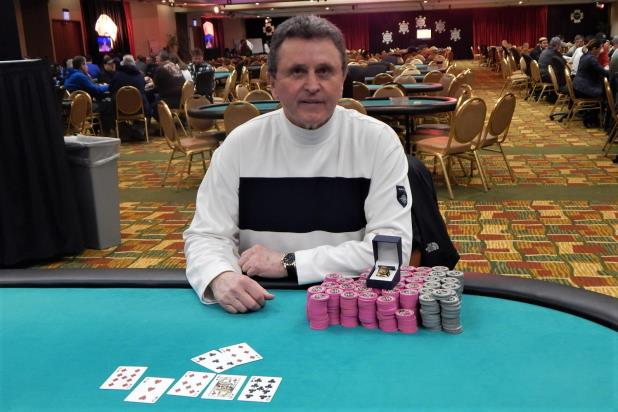 Article image for: ABRAHAM KOROTKI IS TWO-TIME MAIN EVENT CHAMP