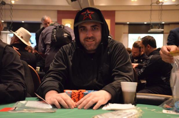 Article image for: TULSA HARD ROCK MAIN EVENT: ADAM MIRLISS BAGS OVERALL LEAD IN DAY 1B