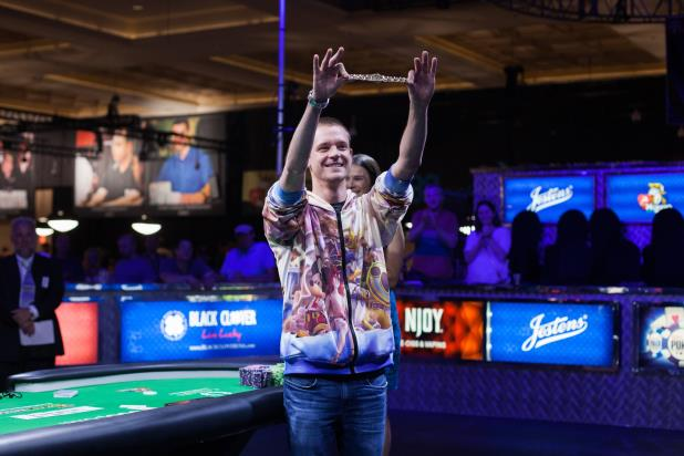 Article image for: ADRIAN BUCKLEY WINS 2015 WSOP MILLIONAIRE MAKER CHAMPIONSHIP