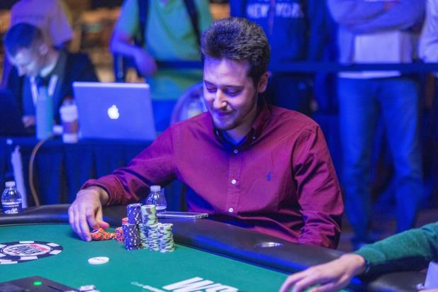 ADRIAN MATEOS GOES ON A HEATER IN WSOP SUMMER SOLSTICE