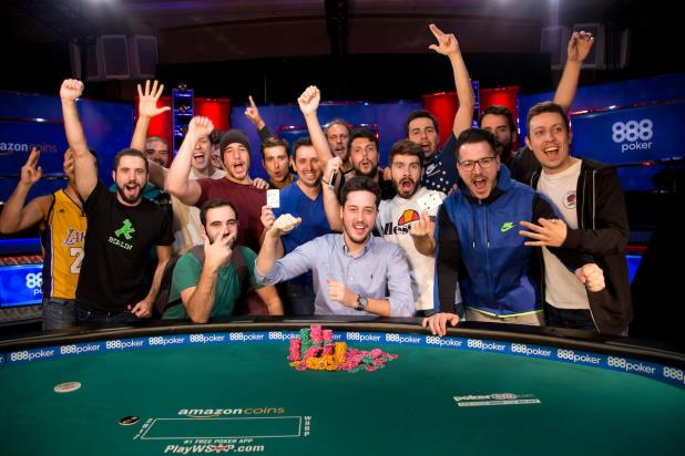 Article image for: ADRIAN MATEOS WINS $10,000 HEADS-UP CHAMPIONSHIP
