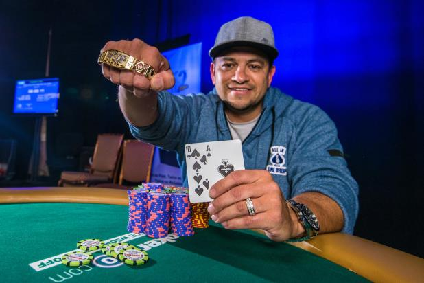 Article image for: ADRIAN MORENO WINS BRACELET GOLD IN $1,000 LITTLE ONE FOR ONE DROP