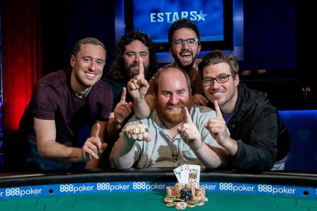 ALAN STERNBERG WINS $3,000 POT-LIMIT OMAHA 6-HANDED
