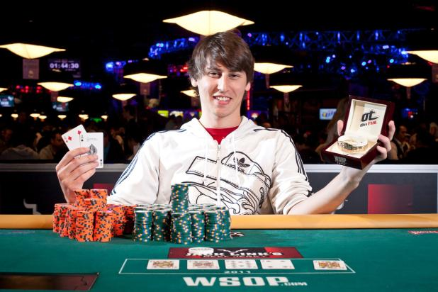 Article image for: HOW SWEDE IT IS: SWEDEN'S ALEX ANTER WINS $777,928 WITH ROYAL FLUSH ON FINAL HAND