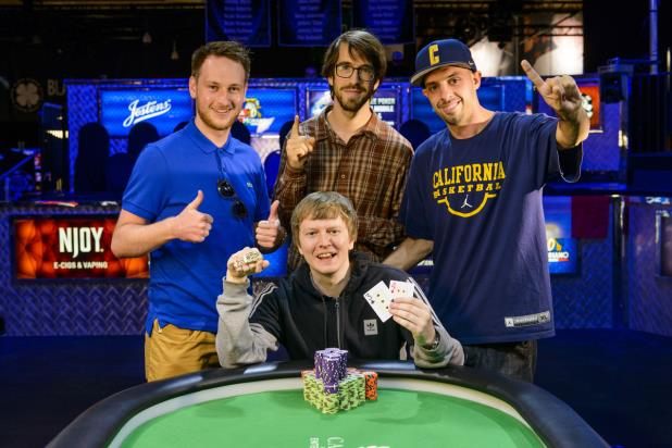ALEX LINDOP WINS WSOP GOLD BRACELET AND $531K