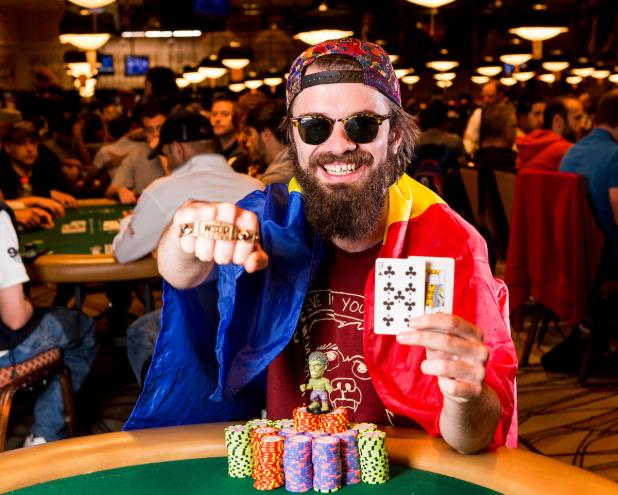 Article image for: ALEXANDRU PAPAZIAN WINS $888,888 IN CRAZY EIGHTS EVENT #60
