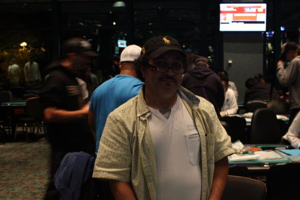 Article image for: ALIAS MOURTADH LEADS FOXWOODS MAIN EVENT AFTER DAY 1