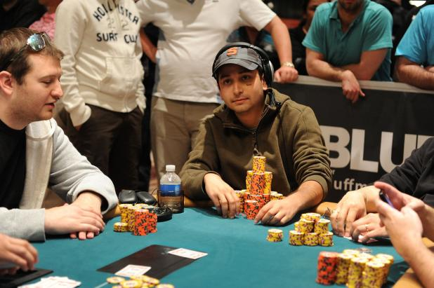 Article image for: ALLEN BARI COLLECTS BIGGEST CASH PRIZE TO DATE -- $874,116