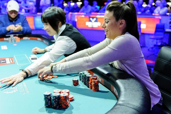 FEMMES FATALES DOMINATING THE FINAL TABLES
