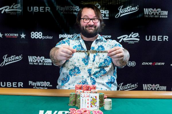 ANDERSON IRELAND WINS $1,500 PLO BOUNTY