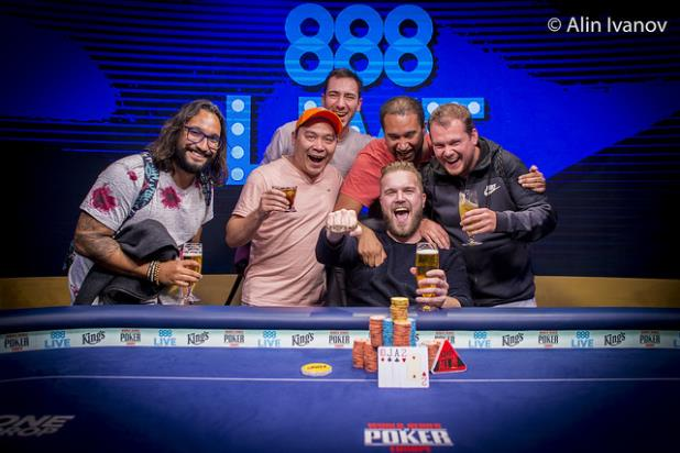 Article image for: ANDREAS KLATT WINS EVENT 2: POT-LIMIT OMAHA