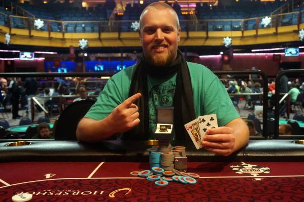 Article image for: ANDREW BRINKLEY WINS CASINO CHAMPION AT TUNICA