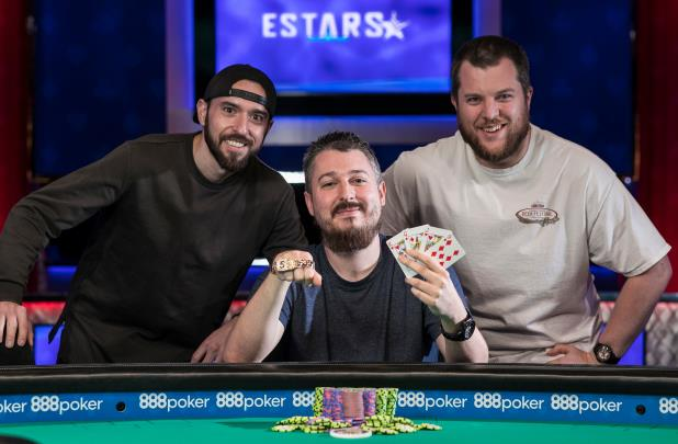 Article image for: ANDREW DONABEDIAN WINS $600 POT-LIMIT OMAHA FOR FIRST-EVER WSOP BRACELET