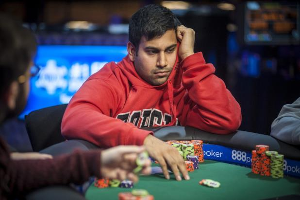 Article image for: ANKUSH AMBUSH: ANKUSH MANDAVIA WINS BOUNTY NO-LIMIT HOLD'EM CHAMPIONSHIP