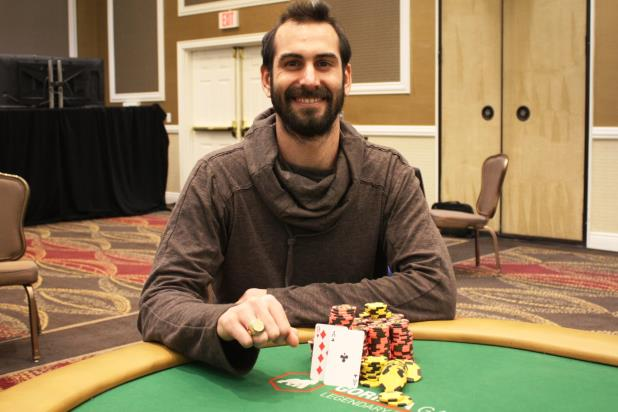 Article image for: ANTHONY SPINELLA WINS MAIN EVENT AT HARRAHS