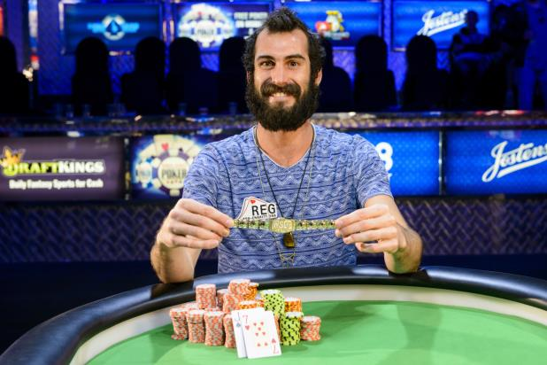 Article image for: ANTHONY SPINELLA WINS WSOP.COM's FIRST EVER GOLD BRACELET EVENT