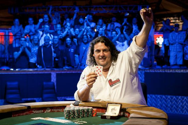 FRANCE TOASTS FOURTH VICTORY AT 2011 WSOP!