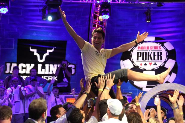 Article image for: 2012 WSOP REMEMBERED FOR THE BIG SPLASH OF ONE DROP