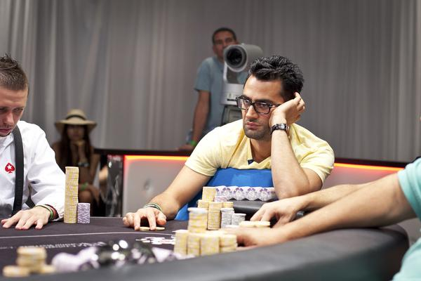 Article image for: ANTONIO ESFANDIARI PULLS OFF HAT TRICK IN CANNES