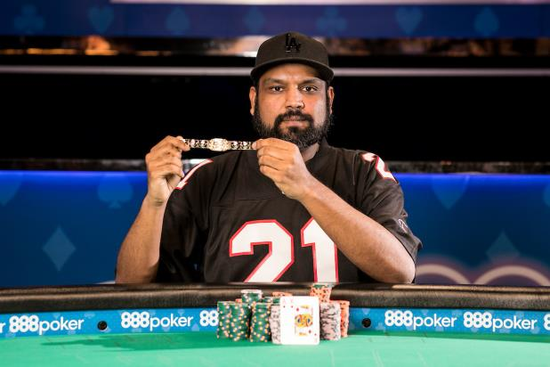 Article image for: ANUJ AGARWAL POSTS $10,000 NLHE 6-HANDED VICTORY