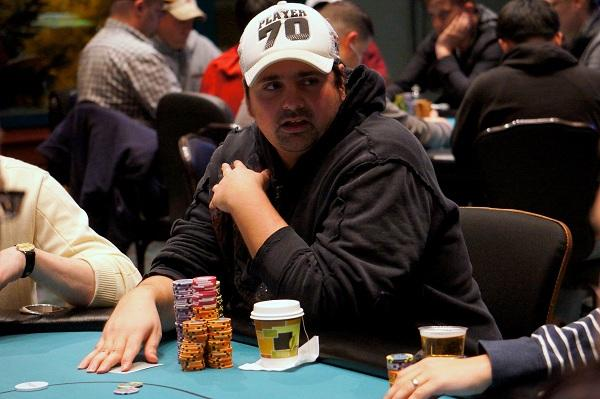 Article image for: FOXWOODS MAIN EVENT DRAWS 578 PLAYERS ON DAY ONE