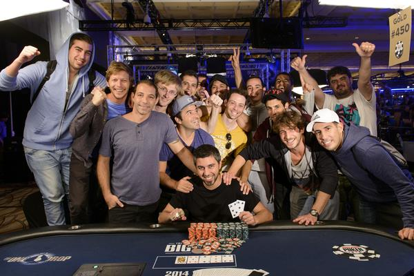 Article image for: ASI MOSHE WINS A $1,500 NO LIMIT HOLD'EM BRACELET