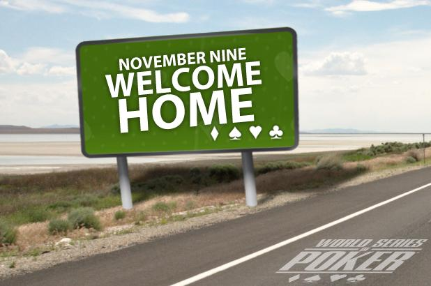 Article image for: NOVEMBER NINERS REACT TO COMING HOME.