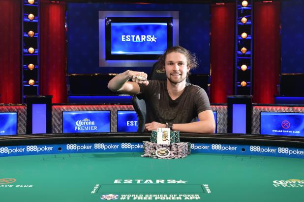 Article image for: BEN HEATH TRIUMPHS IN EVENT #5, $50,000 NLHE HIGH ROLLER