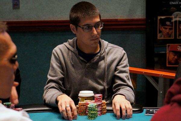 Article image for: BEN REASON LEADS FINAL 16 IN FOXWOODS MAIN EVENT