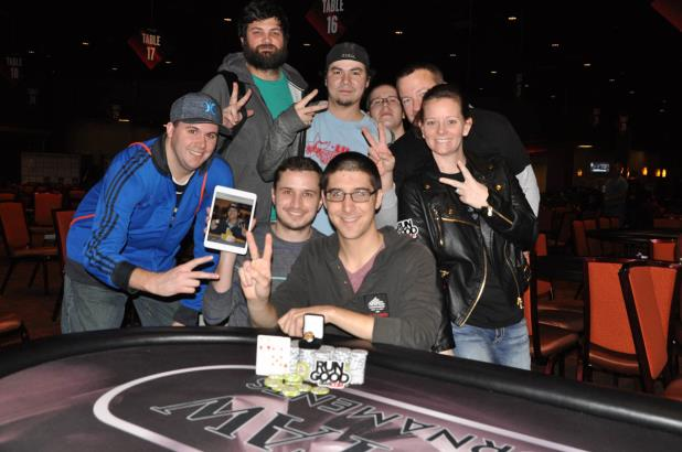 Article image for: CHOCTAW CASINO CHAMPION PROFILE: BEN REASON