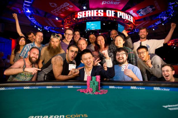 BEN YU CLAIMS $10,000 LIMIT 2-7 LOWBALL TRIPLE DRAW CHAMPIONSHIP