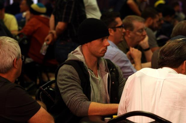 Article image for: MATT BERKEY LEADS PLANET HOLLYWOOD MAIN EVENT