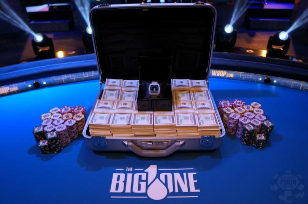 RAST AND ESFANDIARI KEEP IT FRIENDLY AT BIG ONE