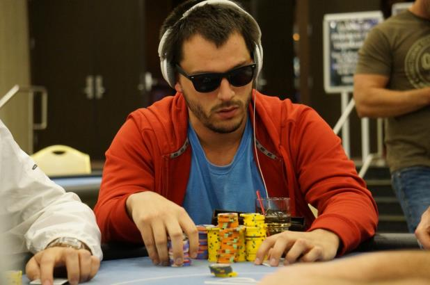 Article image for: BLAKE BAROUSSE SETS THE PACE HEADING TO DAY 2 OF IP BILOXI MAIN EVENT