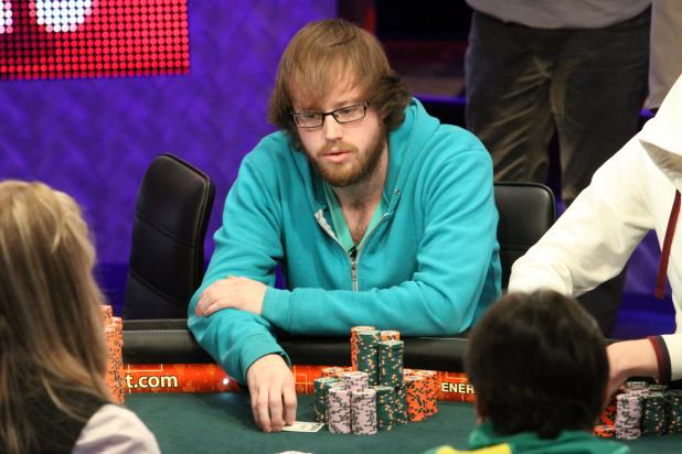 Ryan Lenaghan at the Feature Table