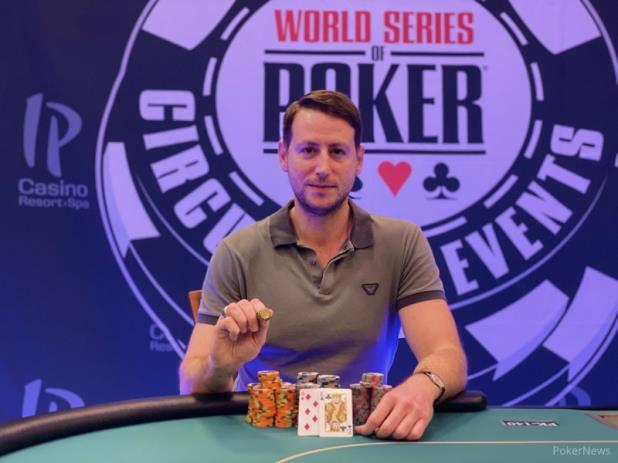 Article image for: BORIS KASABOV WINS IP BILOXI MAIN EVENT