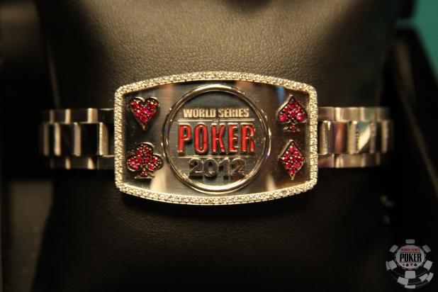 The 2012 WSOP Ladies Event Bracelet