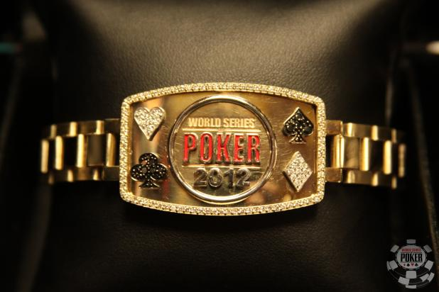 The 2012 WSOP Poker Players Championship Bracelet
